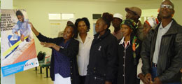 HIV/AIDS Lesson Debswana is the first company in the world to administer anti-retroviral therapy to its employees